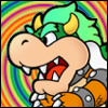 Les nouveaux avatar nintendo Bowser-vert