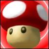 Les nouveaux avatar nintendo Mushroom