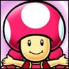 Les nouveaux avatar nintendo Toadette
