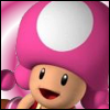 Les nouveaux avatar nintendo Toadette1