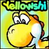 Les nouveaux avatar nintendo Yellowshi