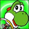 Les nouveaux avatar nintendo Yoshi-tennis