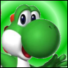 Les nouveaux avatar nintendo Yoshi