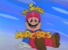 Super Mario Bros affiche