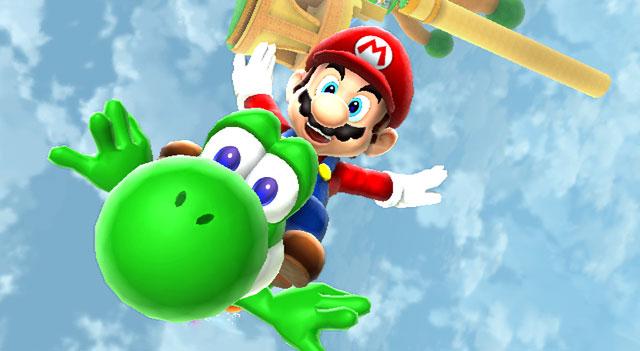 [SORTI] Super Mario Galaxy 2 ! 05
