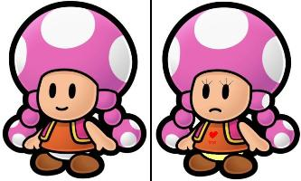 Mario Fusion Mini Jeux Les Differences