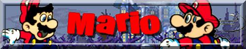 Les signatures nintendo Mario1