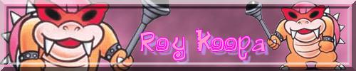 Les signatures nintendo Roykoopa