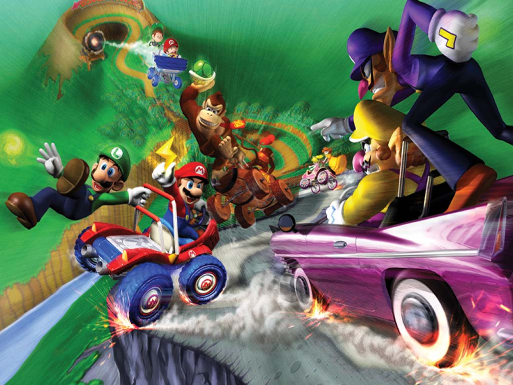 Mario Kart Best PC Games